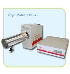 Cryo-Pulse® 5 Plus Electrically Refrigerated Cryostat