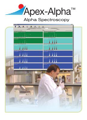 Alpha Spectrometer Software