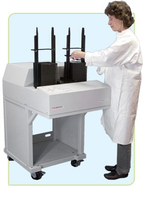 LB5500 - Large Area Automatic Low Background Alpha/Beta Counting System