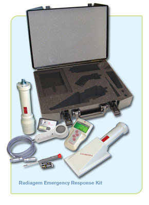 Radiagem™ 2000 Personal Portable Dose Rate and Survey Meter