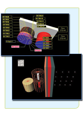 MERCURAD - 3D Simulation Software for Dose Rate Calculation