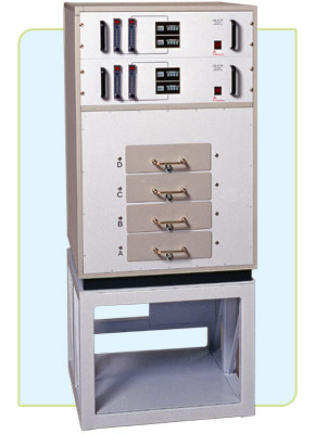 LB4100 - Multi-Detector Low Background Alpha/Beta Counting System