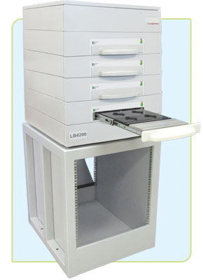 LB4200 - Multi-Detector Low Background Alpha/Beta Counting System