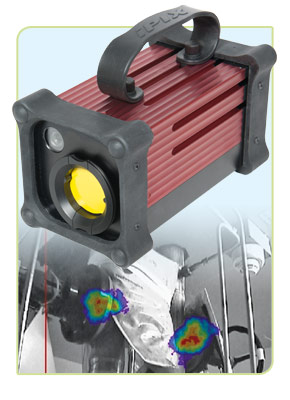 iPIX -Ultra Portable Gamma-Ray Imaging System