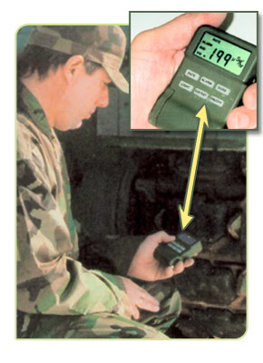 RGU-100 High Sensitivity Military Pocket Radiac