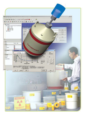 LabSOCS Calibration Software